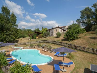 Photo for Farmhouse located in the beautiful Aulla in Northern Tuscany