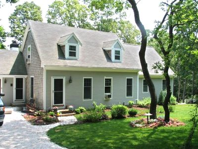Photo for Beautiful Cape Cod Family Getaway, Close to Beaches & Village!