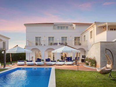 Photo for Top luxury Villa Hermitage with private pool and garden in Istria