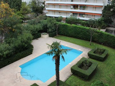 Photo for Studio close to the famous Croisette and rue d'Antibes.