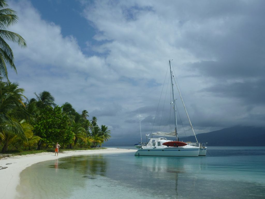 San blas panam islands charter in catamar vrbo for Migliori cabin charter in wisconsin