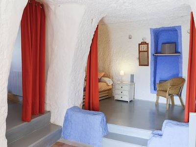 Photo for Bardeneras Rural Caves for 4-6 people