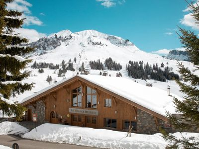 Photo for Apartment Le Village de Lessy (LGB106) in Le Grand Bornand - 10 persons, 4 bedrooms