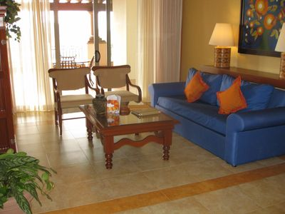 Photo for Luxury Ocean Front 2 Bedroom Presidential Suite