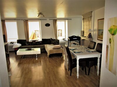Photo for Duplex between sea & countryside 2 km Wimereux beach,