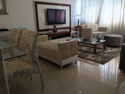 Photo for Apartment in Rio de Janeiro with Lift, Parking, Internet, Washing machine (1023170)