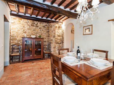 Photo for 2 bedroom Villa, sleeps 6 in Santo Stefano with Air Con and WiFi