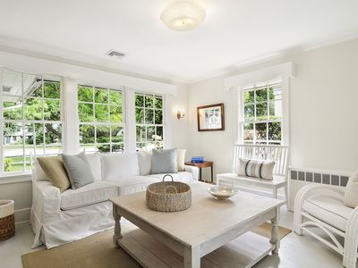Photo for East Hampton Village:  Beautifully Renovated 3 Br Classic Cottage Walk To All