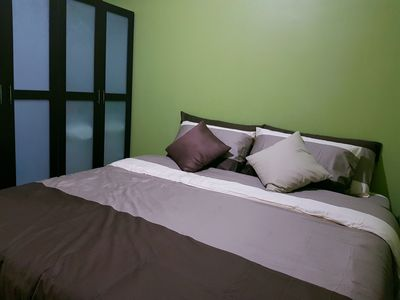 Photo for 1BR Apartment Vacation Rental in Mandaluyong, NCR