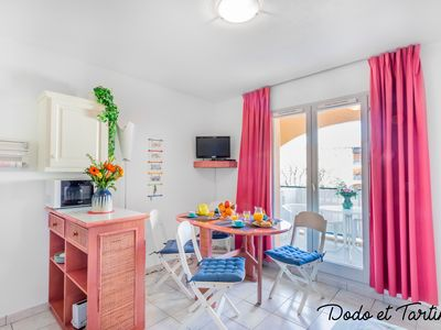 Photo for Quiet cute 1 bedroom with terrace - Dodo et Tartine
