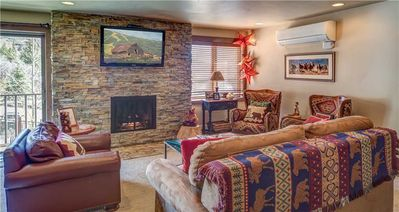 Photo for Bear Claw 311: 2 BR / 2 BA condo in Steamboat Springs, Sleeps 8