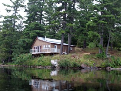 Photo for Dancing Bass Lodge Cabin Rentals    BOOK NOW FOR YOUR SUMMER GETAWAY
