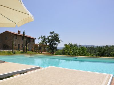 Photo for Luxurious Villa,  private pool close to beautiful village and lake in Italy