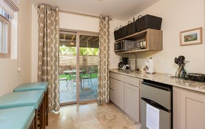 Master Bedroom Kitchenette don't miss out!! visit paia surf vacation - homeaway paia