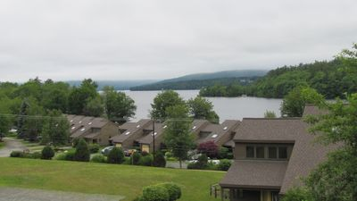 Photo for Well Furnished Condo Overlooking Newfound Lake