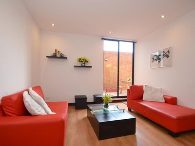 Photo for MILENA - 1 Br.  Modern Apartment with private terrace