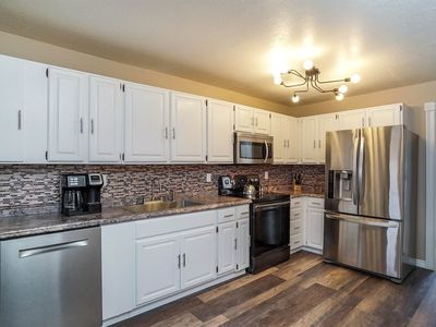 Photo for Wolf Creek 312 Condo Newly Remodeled 2 Bedroom Beautiful Finishes