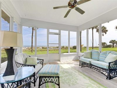 Photo for 3939 Duval Drive Beachfront, 5 Bedrooms, Gas Grill, WiFi, Sleeps 10