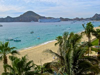 Photo for Awesome Beachfront Studio with Kitchenette - 4th Floor in Los Cabos Medano Beach