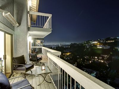 Photo for The Hollywood Hills Villa