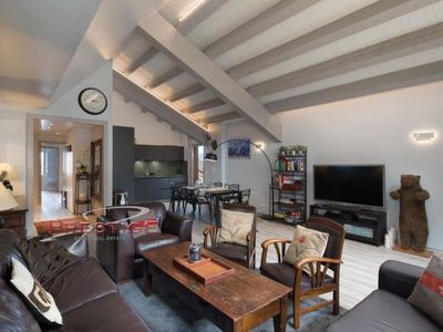 Photo for Apartment Le Tsaumiau in Crans-Montana - 6 persons, 3 bedrooms