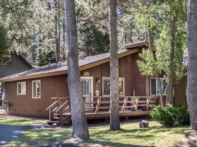 Photo for Cub's Den: A 1BR Cabin-Style Condo in South Lake Tahoe – Near Camp Richardson