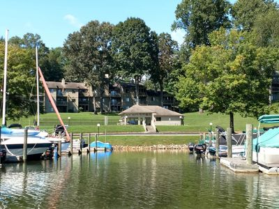 Photo for POOL, LINENS & TOWELS, BOAT SLIP, LAUNCH INCLUDED