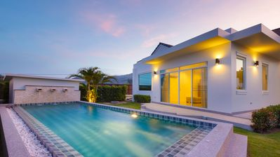 Photo for Hideaway Pool Villa S126