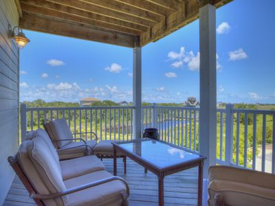 Photo for Villa Allegra - Modern 2 Bedroom Canalfront Home in Hatteras