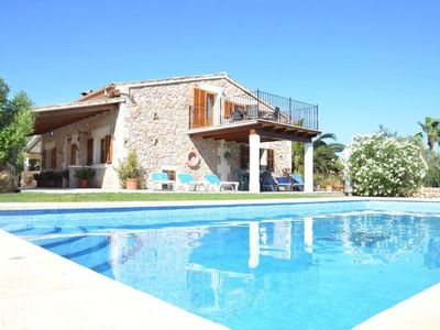 Photo for Holiday house Pollença for 6 persons with 3 bedrooms - Holiday house