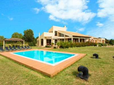 Photo for Peaceful location with pool - Villa Can Gat