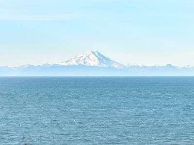 Photo for Breathtaking View from Authentic Alaskan Log Cabin on the Bluff