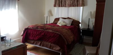 Photo for Charm of Burlingame:  Room in home
