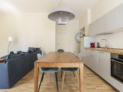 Photo for Cornaggia Apartment 1 - Cool & Design new flat!