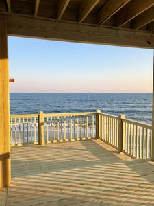 Photo for Brand New Home, UNOBSTRUCTED OCEAN FRONT!!! Booking late Summer 2019 and beyond!