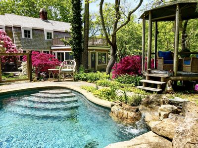 Photo for ELOISE HOUSE. AN AMAZING HOME IN A GREAT LOCATION. POOL, CHARM GALORE