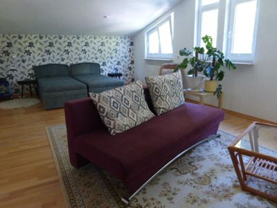 Photo for Holiday rooms in Villa Tizian - Holiday rooms in Villa Titian