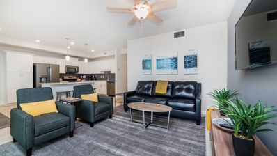 Photo for Inquire For Specials, Free Wifi, Brand New Condo, Minutes From Disney, Amazing Resort Amenities, Near Universal Studios!!