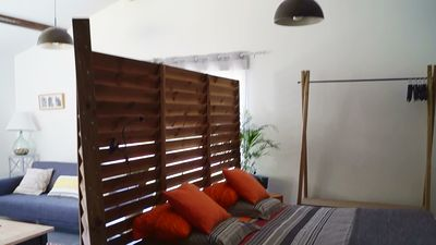 Photo for Nice furnished accommodation for 2/3 people near Bordeaux and St Emilion