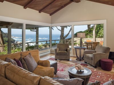 Photo for Breathtaking Ocean Views from this Serene 1BR/1.5BA luxury home