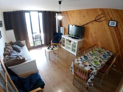 Photo for Apartment Orcières Merlette, 1 bedroom, 8 persons