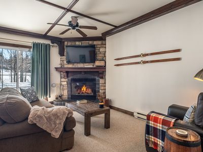 Photo for Cozy fully equipped condo, close to the village, heated pools, free shuttle.