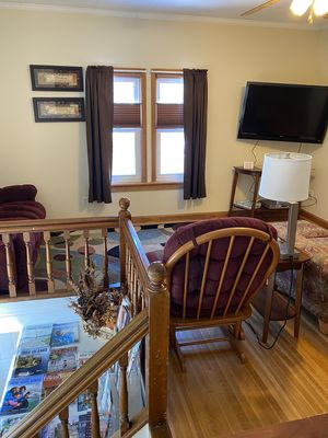 Photo for Apt. Clean, comfy, close to downtown