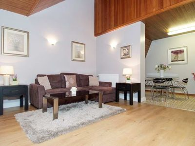 Photo for Lovely 1 Bedroom Apartment next to Oxford Street - Ideal for Family of 4