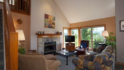 Photo for Painted Cliff #13  3 Bedroom Cozy Ski-in/Ski-out Townhome, Shared Hot Tub