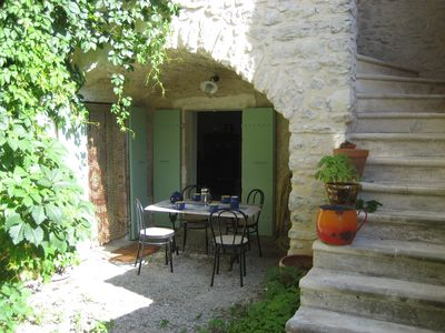 Photo for COTTAGE WITH HEATED POOL - MAS IN GARRIGUE UZES
