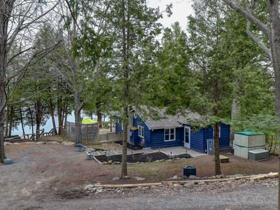 Photo for COTTAGE ON BEAUTIFUL RICE LAKE WATERFRONT! EXCELLENT LAKE VIEW!
