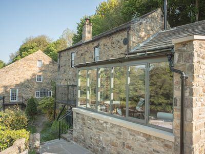 Photo for A private Dales cottage with fabulous waterfall view in lovely Barnard Castle