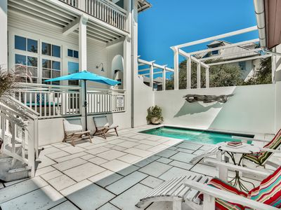 Photo for Antigua Cottage in Rosemary*Private Pool*West Long Green