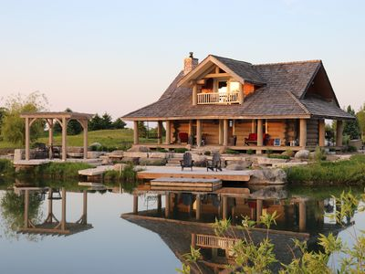 Photo for Summer Retreat - perfect for a Romantic Getaway or some Rest & Relaxation